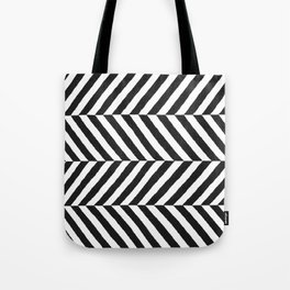 Stripe Graffika  Tote Bag