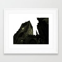 religious Framed Art Prints featuring Religious Perspectives by Glanoramay