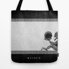 Metroid - The Chozo Geek Line Artly Tote Bag