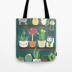 Cactus and Succulent Calendar 217 Tote Bag