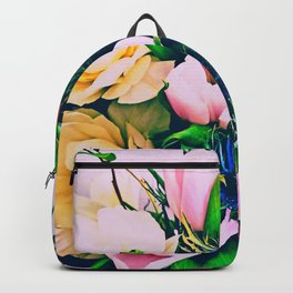 Tulip madness Backpack