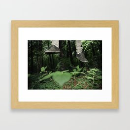 Hangover Framed Art Print
