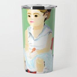 Song of ice cream Travel Mug