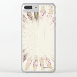 Benzoiodohydrin Relation Flowers  ID:16165-111549-86031 Clear iPhone Case