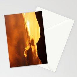 Sunrise April 12, 2012 Stationery Cards