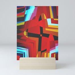 The Cross Mini Art Print