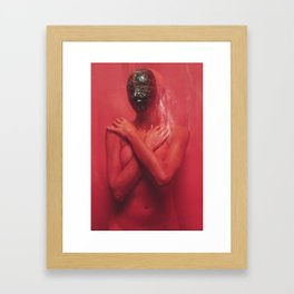 Colors of Red-03 Framed Art Print