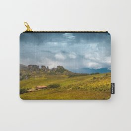 Cumbemayo - stone forest in Peru Carry-All Pouch