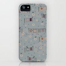 Quilter's Garden iPhone (5, 5s) Slim Case
