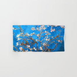 Vincent Van Gogh - Almond Blossom Hand & Bath Towel