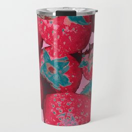 Strawberry Love (Lost Time) Travel Mug