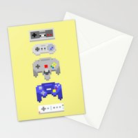 Nintendo Stationery Cards