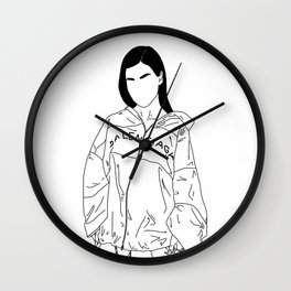 JheneAiko Wall Clock