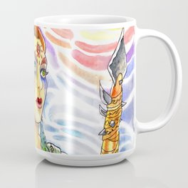 Cavewoman Coffee Mug