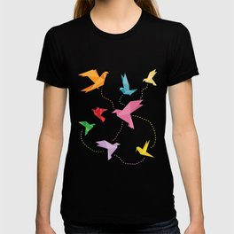 Origami Gift For Kids T-shirt