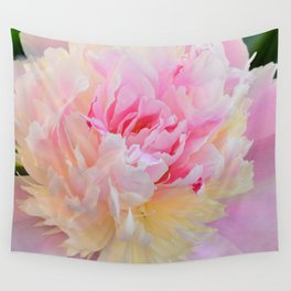 Joy of a Peony by Teresa Thompson Wall Tapestry