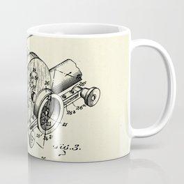 Fishing Reel-1907 Coffee Mug