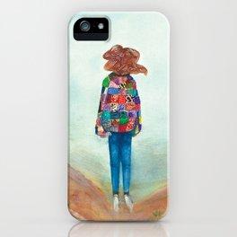 Desert Sands iPhone Case
