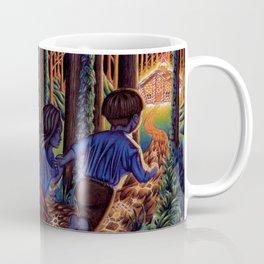 Hansel and Grethel/Hansel and Gretel Gingerbread House Coffee Mug