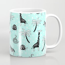 Safari Mint Coffee Mug