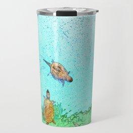 Pond Life Travel Mug