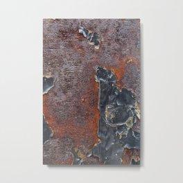 Tetanus 1 Metal Print