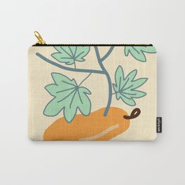 Papaya illustration Carry-All Pouch