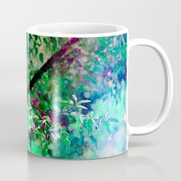 """""""Learn Character From Trees, Values From Rootes and Change From Trees"""" Tanseen Hameed Coffee Mug"""