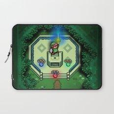 Zelda Link to the Past Master Sword Laptop Sleeve