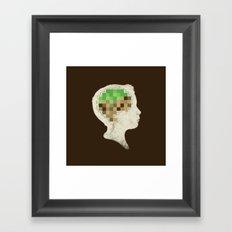 Mind Crafted Framed Art Print