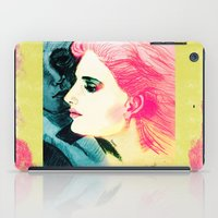 silent iPad Cases featuring Silent Love by famenxt