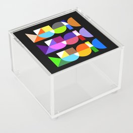 Music, Music, Music Acrylic Box