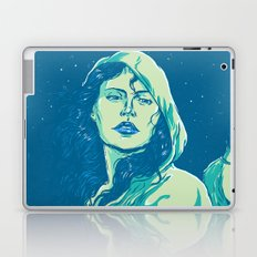 When The Night Comes Laptop & iPad Skin