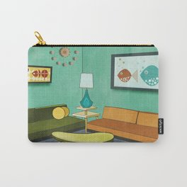 The Room 1962 Carry-All Pouch