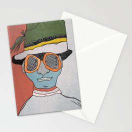 Funky Man 1.0 Stationery Cards