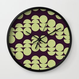Chocolate Dreams #6 Wall Clock