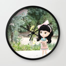 ** Let's go fly a kite ** Wall Clock