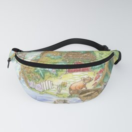 The Wind in the Willows Fanny Pack
