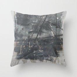 Brooklyn Bridge Abstraction I Throw Pillow