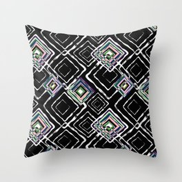 Colorful geometric pattern.2 Throw Pillow