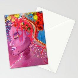 Futurism Stationery Cards