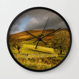Gowbarrow Fell, Lake District Wall Clock