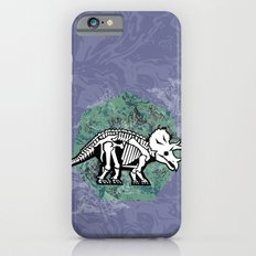 Triceratops Fossil iPhone 6s Slim Case