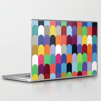 onward Laptop & iPad Skins featuring Onward Series: Soirée by Designer Ham