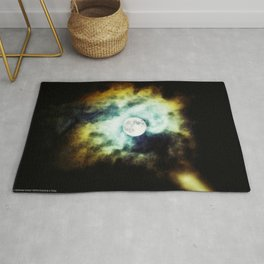 The Darkness Comes Rug