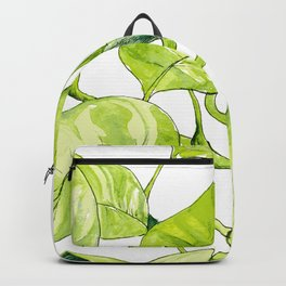 Devils Ivy Illustration Backpack