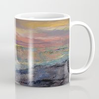 heaven Mugs featuring Heaven by Michael Creese