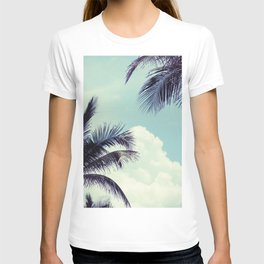 Welcome to Miami Palm Trees T-shirt