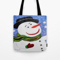 Christmas card 5 Tote Bag