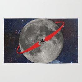 Lunar Lander Rug